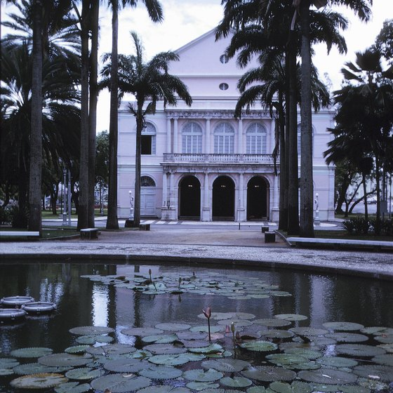 Panama is known for its colonial architecture and jungle landscape.