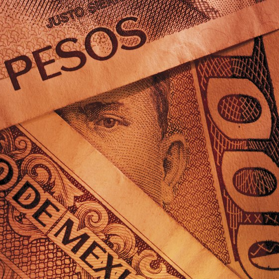 Converting to Mexican pesos is usually simple.