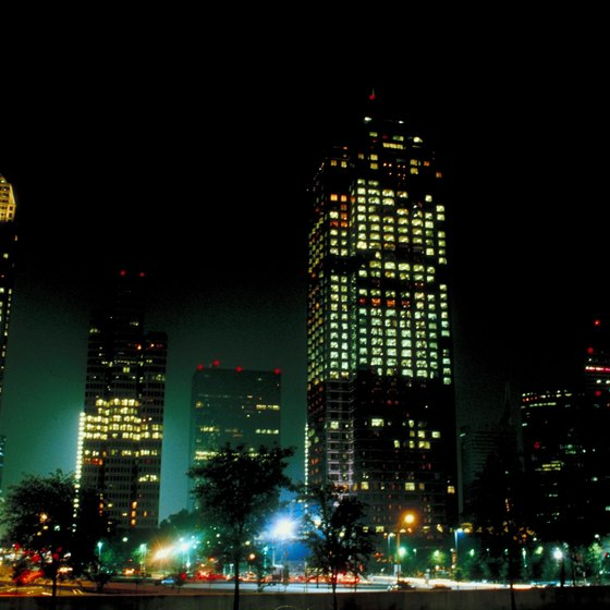 Dallas is a major metropolitan city in the United States.