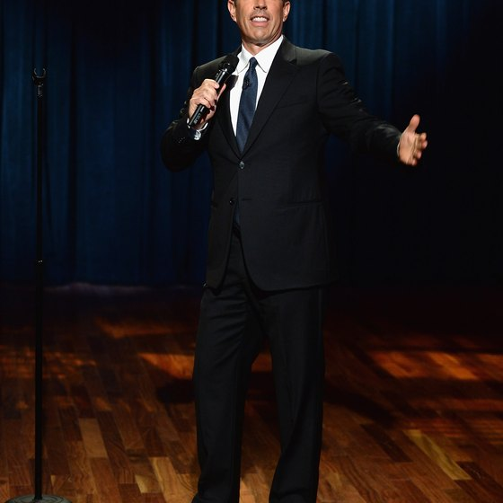 Jerry Seinfeld is said to frequent the Brooklyn Diner.