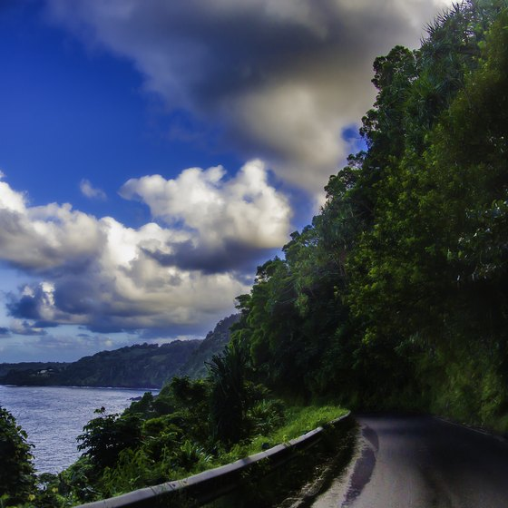 A Self-Guided Tour of the Road to Hana