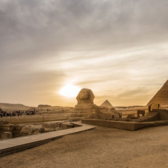 Five Interesting Facts People Like About the Pyramids of Giza