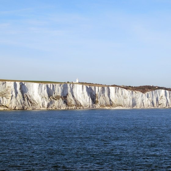 Boat Tours of the White Cliffs of Dover