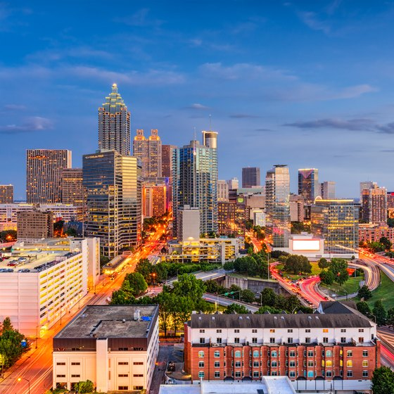 Cheap weekend getaways in atlanta georgia usa today for Affordable romantic getaways in usa