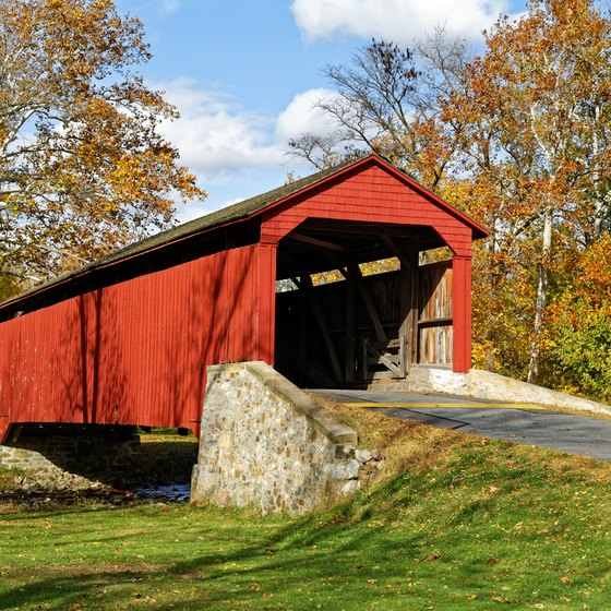 Covered Bridge Tours in Ohio