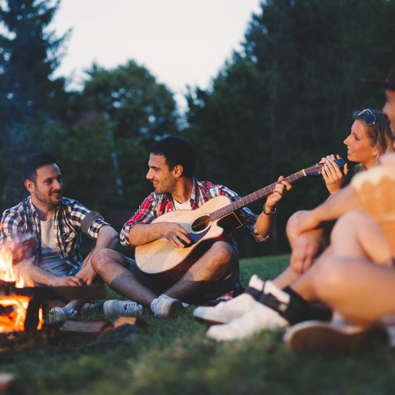 Games to Play on Camping Trips