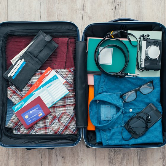 Packing List for Overseas Travel