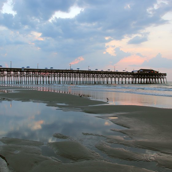 Things to Do in Surfside Beach, South Carolina