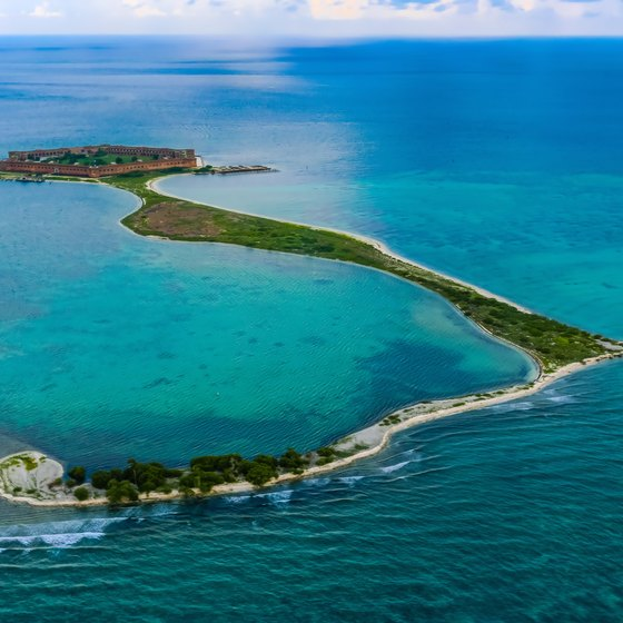 The Best Time for a Trip to Dry Tortugas