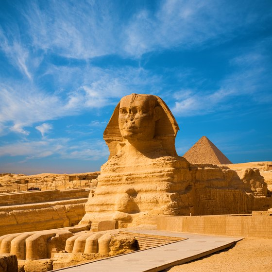 Special Things About the Pyramids in Ancient Egypt