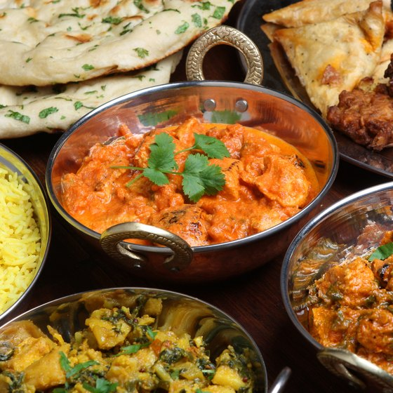 Food Traditions in India