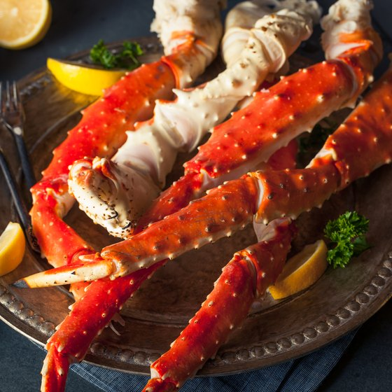 Restaurants That Serve All-You-Can-Eat Crab Legs in Springfield, Missouri
