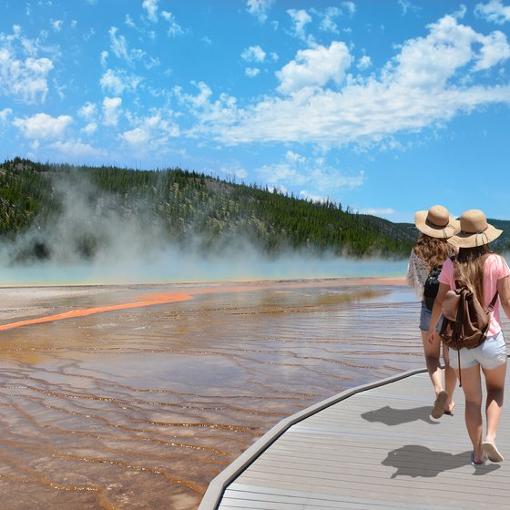 How to See Yellowstone in Two Days