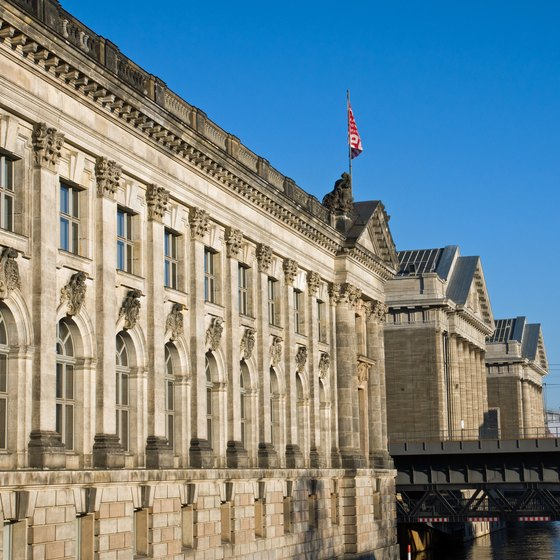 How to Get to the Pergamon Museum in Germany