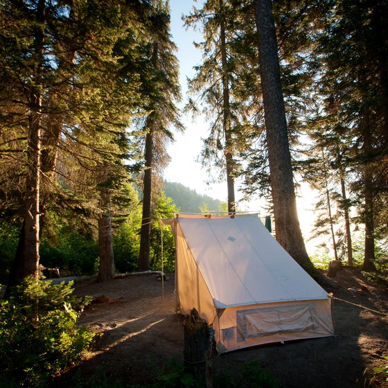 How to Camp in Grand Teton National Park