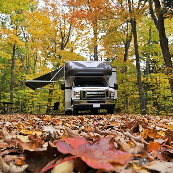 What Gas Mileage Does a Class B Motor Home Get?