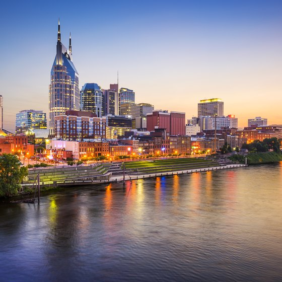 Top Ten Best Restaurants Nashville Tn