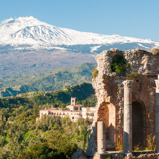 The History of Mount Etna