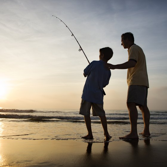 Surf fishing in gulf shores alabama usa today for Surf fishing gulf shores