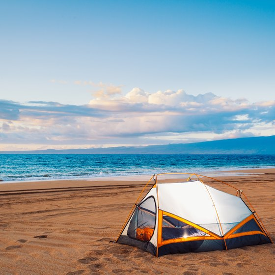Campgrounds on the New Jersey Shore