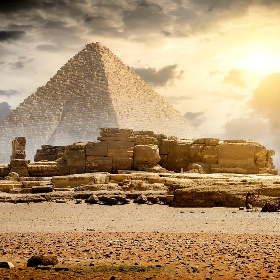 The History of Egypt's Pyramids