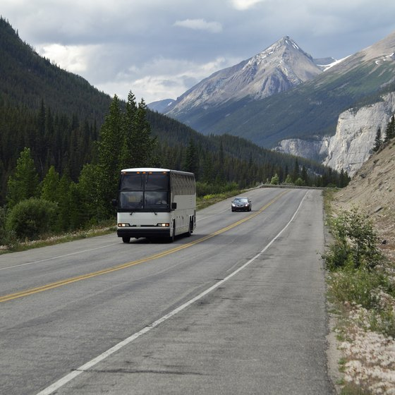 Bus Tours of National Parks