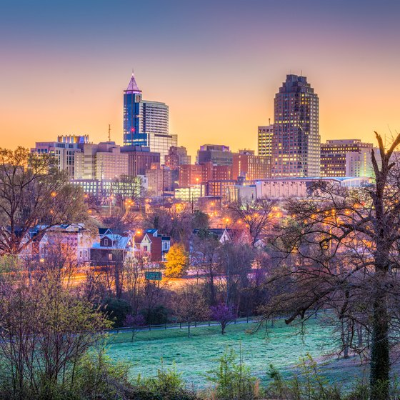 Long-Term Hotels in Raleigh, North Carolina
