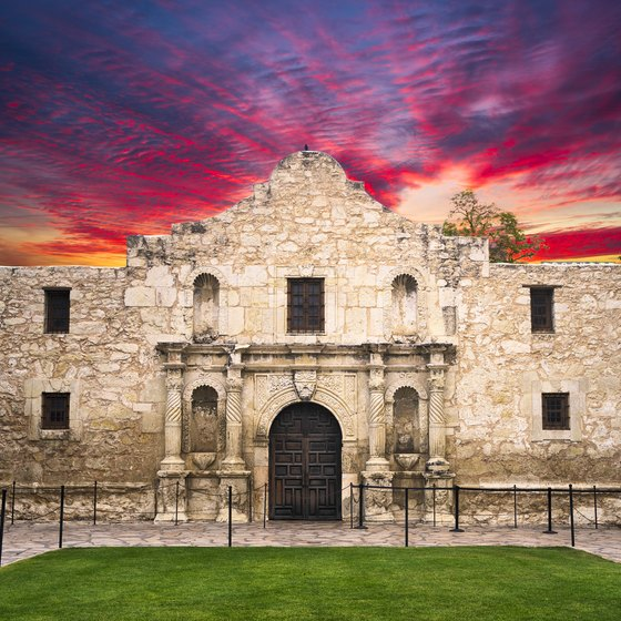 Interesting Facts About the Alamo