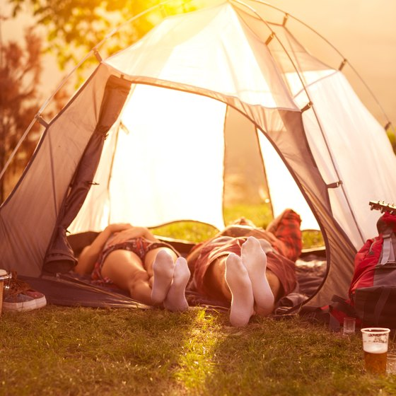 Outdoor Camping in Vancouver, Washington