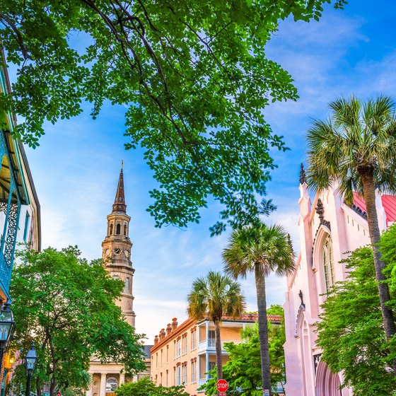 Self-Guided Tours in Charleston, South Carolina