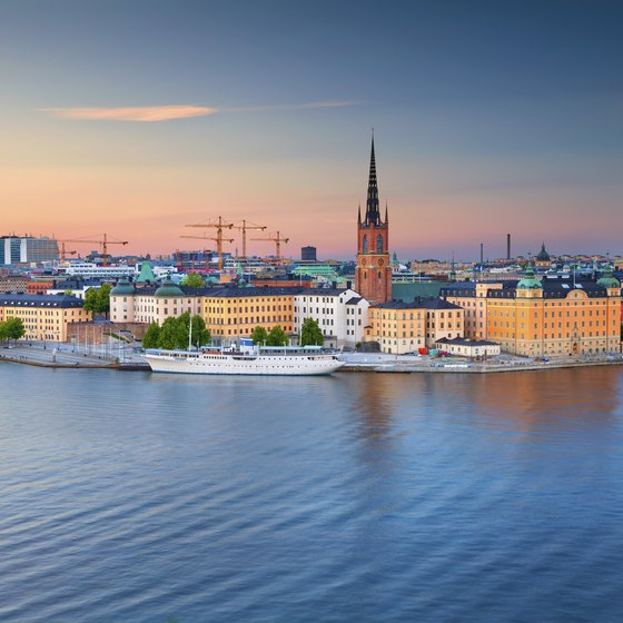 Seven Things About Sweden's Capital