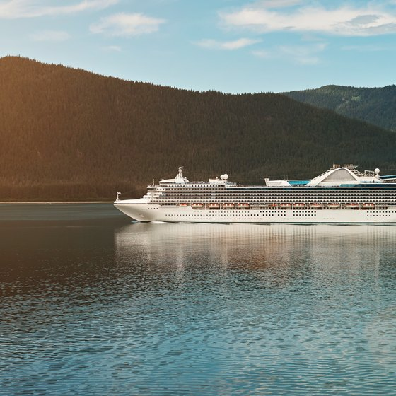 Alaskan Round-Trip Cruises from Vancouver