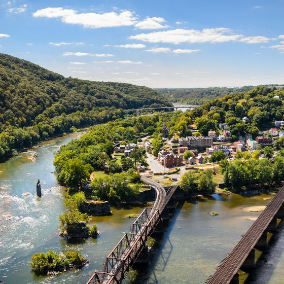 What to Do in Harpers Ferry, West Virginia