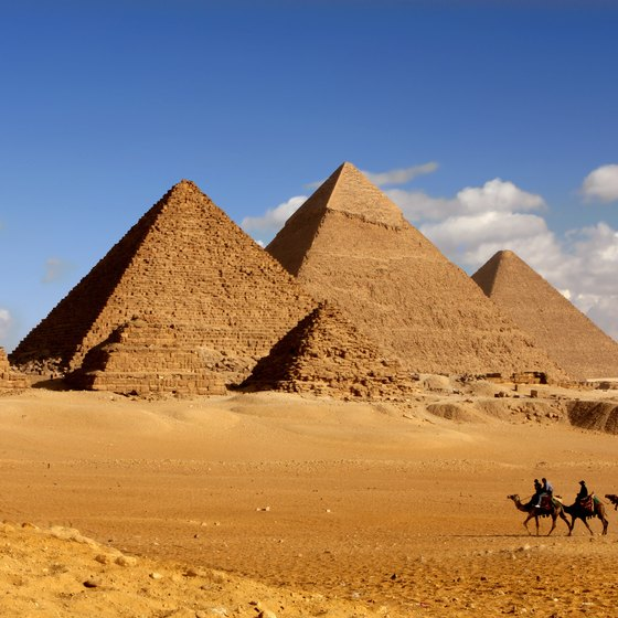 Can You Tour The Pyramids Today