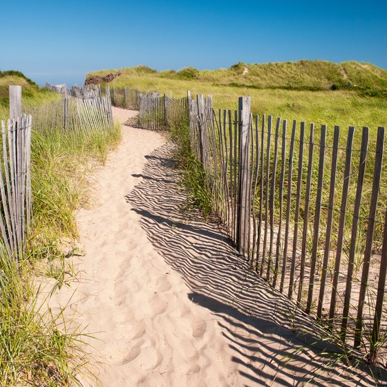 List of Beaches in Rhode Island