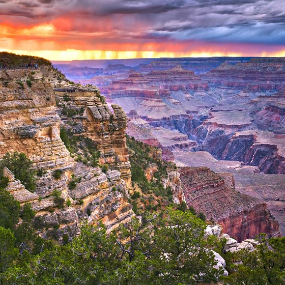 Self-Guided West Rim Grand Canyon Tours