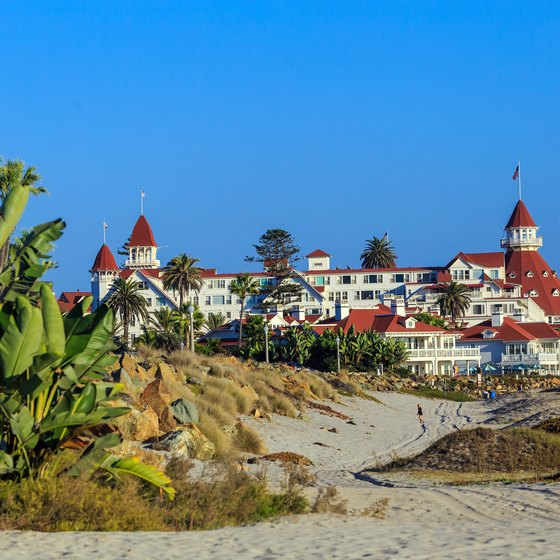 What to Do on Coronado Island