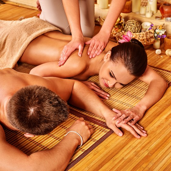 Spa Getaways for Couples