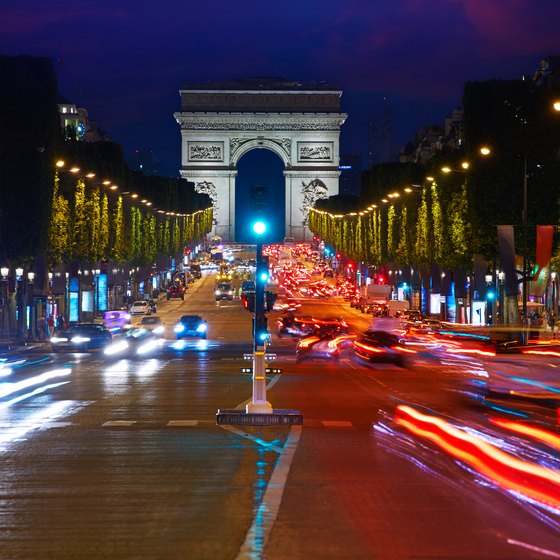 The History of Champs Elysee