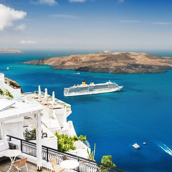 Cruises to Greece and The Middle East