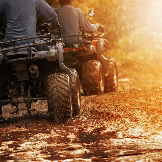 Four-Wheeler ATV Parks in Tennessee