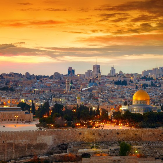 Jew Detector: Cruise Lines Offering Holy Land Cruises