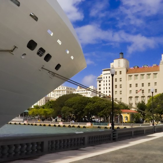 Cruises That Depart From New Jersey to Puerto Rico