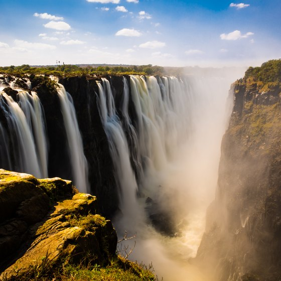Important Landmarks & Landforms in Zambia