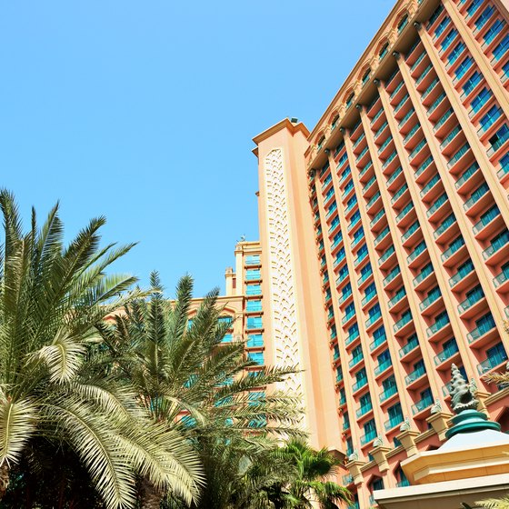 The History of the Atlantis Hotel