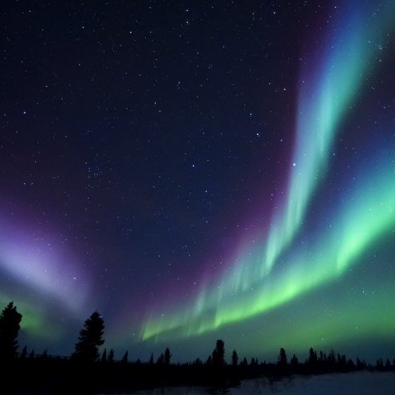 Vacations to the Northern Lights in Alaska