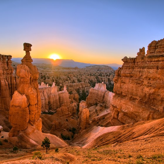 Where to Stay in National Parks in Utah
