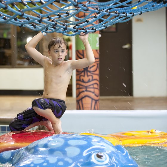 Indoor Water Parks in Indiana