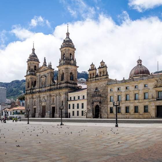Famous Buildings in Colombia