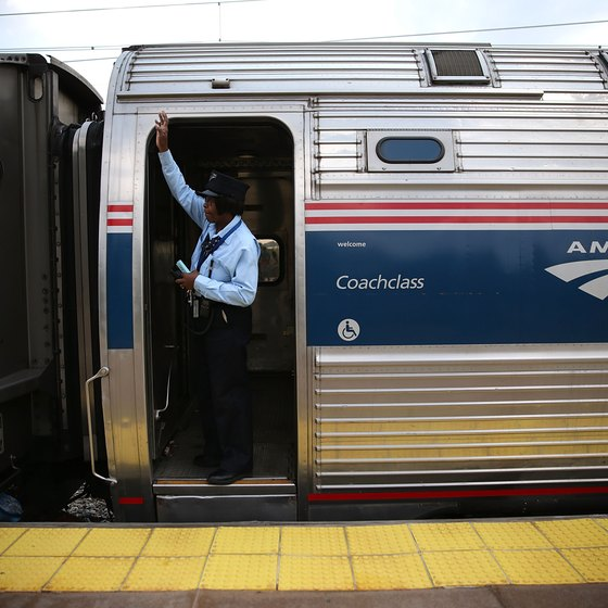 How to Travel on Amtrak